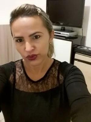 Mulher foi morta pelo marido em Praia Grande, SP (Foto: Arquivo Pessoal)