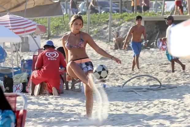 Carolina Portaluppi (Foto: JC Pereira / AgNews)