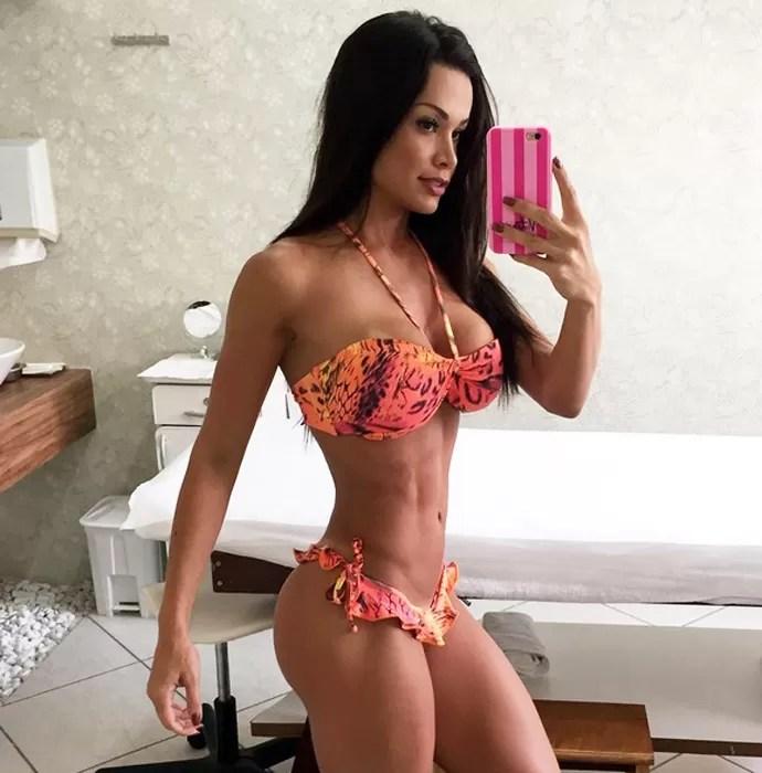 Fernanda D'avila é um sucesso nas redes sociais (Foto: Arquivo Pessoal)