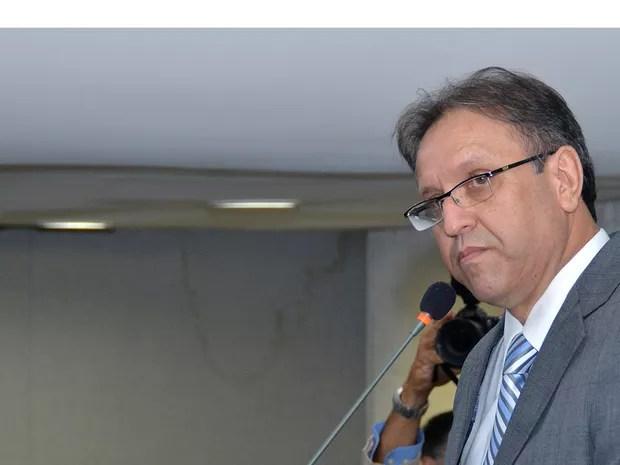 Marcelo Miranda (Foto: Silvio Santos/AL)