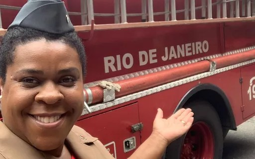 Assessoria de corpo de bombeiros do Rio de Janeiro emite nota após polêmica de racismo envolvendo Cacau Protásio
