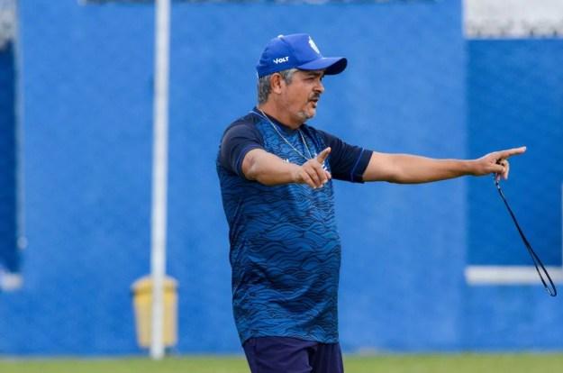 Ney Franco conta com o retorno de Lucão e Goevane — Foto: Augusto Oliveira/Ascom CSA