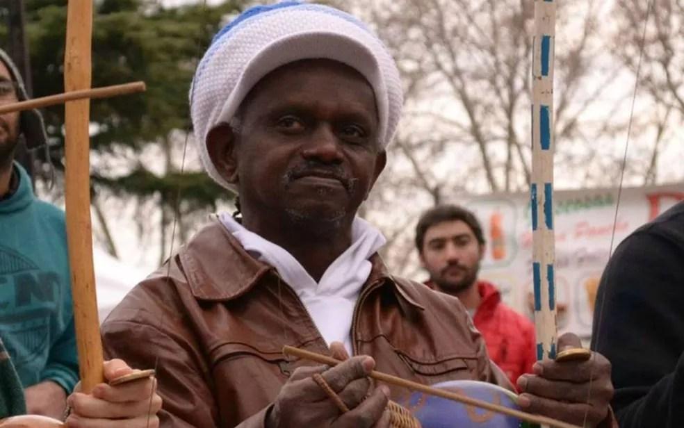 Moa do Katendê foi morto a facadas após discussão por política — Foto: Reprodução/Facebook