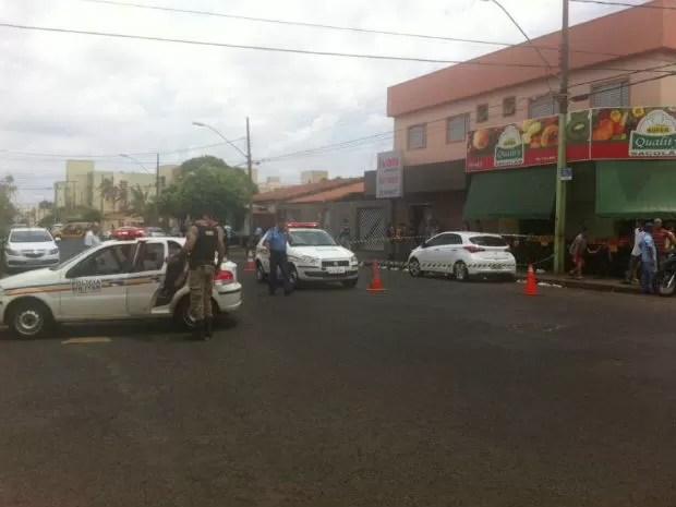 homicídio uberlândia (Foto: Sheila Nogueira/Arquivo Pessoal)