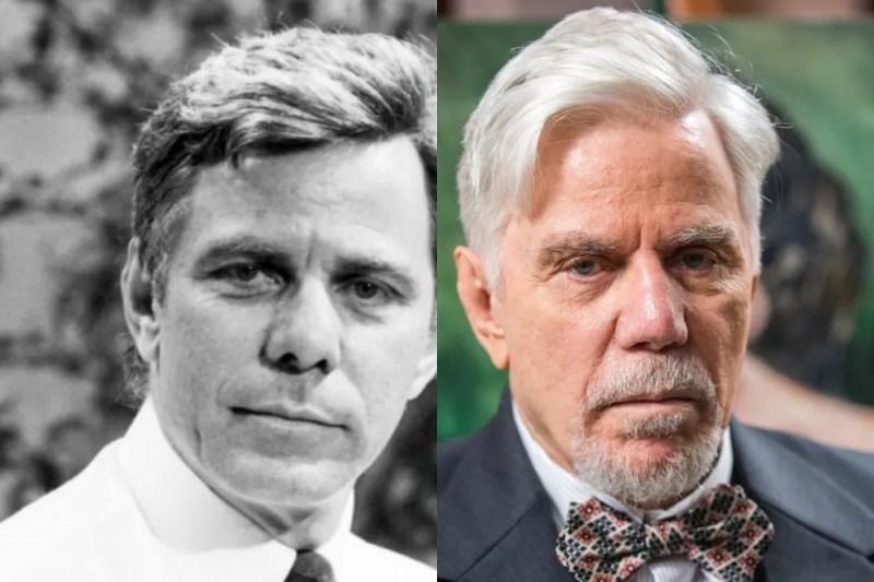 Reginaldo Faria: em 2018, o ator atuou como Vicente/Augusto em 'Espelho da Vida' — Foto: Acervo TV Globo   Victor Pollak/Globo