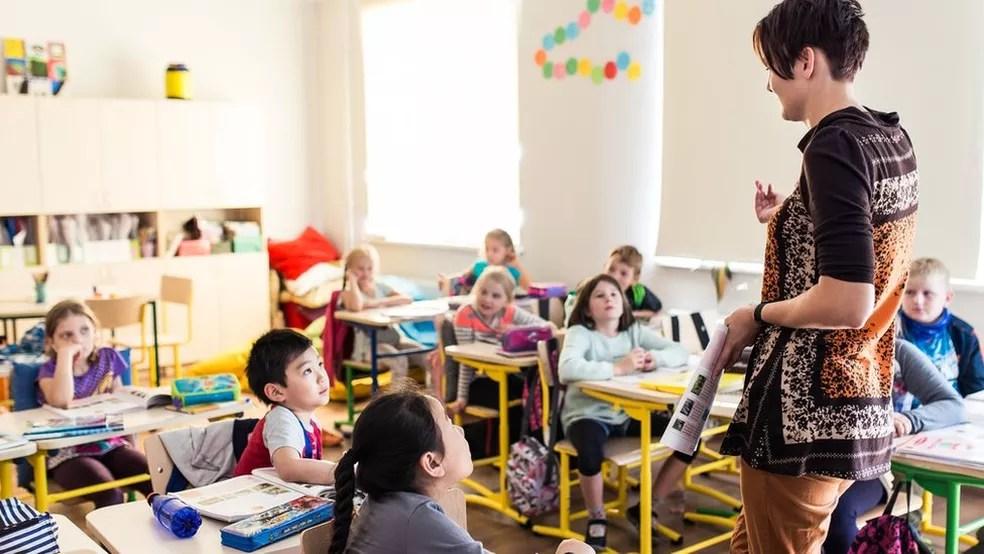 Bons exemplo de países com resultados altos no Pisa podem servir de inspiração para o Brasil, mas é difícil replicar modelos sem considerar as particularidades de cada país — Foto: Divulgação/ Ministério da Educação da Estônia