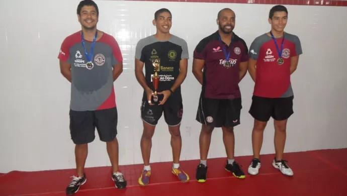 Danylo é campeão sergipano 2016 (Foto: Divulgação/ASTM)