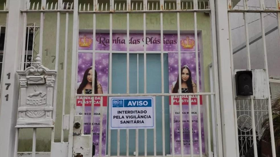 Clínica onde Mc Atrevida fez procedimento estético no Rio antes de ...