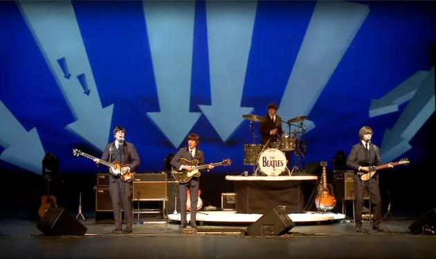 Beatles Abbey Road se apresenta em Salvador, no dia 4 de agosto (Foto: Divulgação)