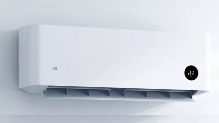 Smartmi Air Conditioner tem verões de 1 e 1,5 toneladas de refrigeração — Foto: Divulgação/Xiaomi