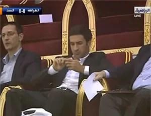 RAul gonzalez Al Gharafa Al Sadd (Foto: Reprodução)
