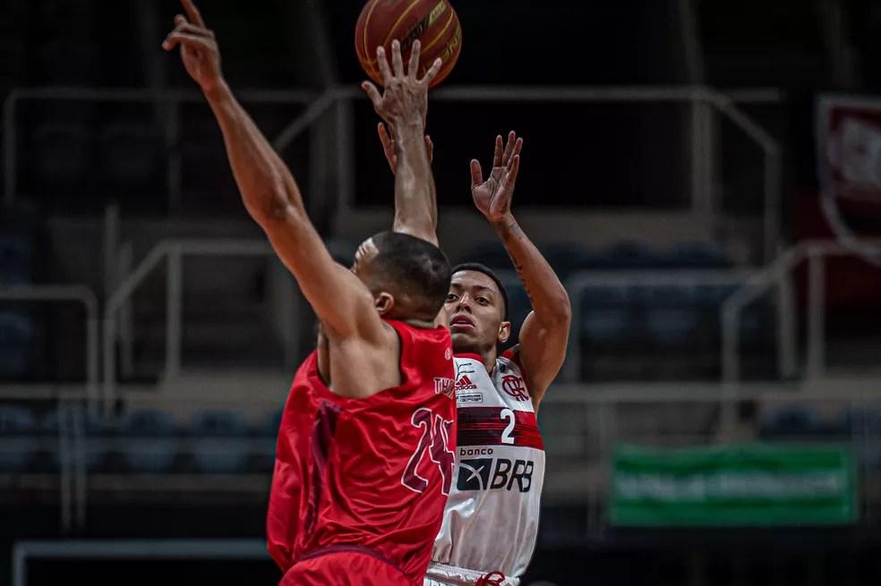 51171411228-f3820abe65-k Flamengo vence Paulistano no 1º jogo da semifinal do NBB