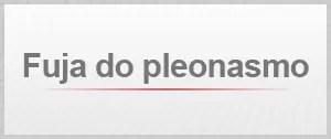 Dicas para a redação no Enem: fuja do pleonasmo (Foto: Arte/G1)