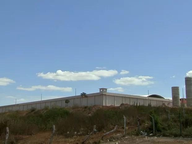 CCPL, Casa de Privação Provisória de Liberdade (Foto: TV Verdes Mares/Reprodução)