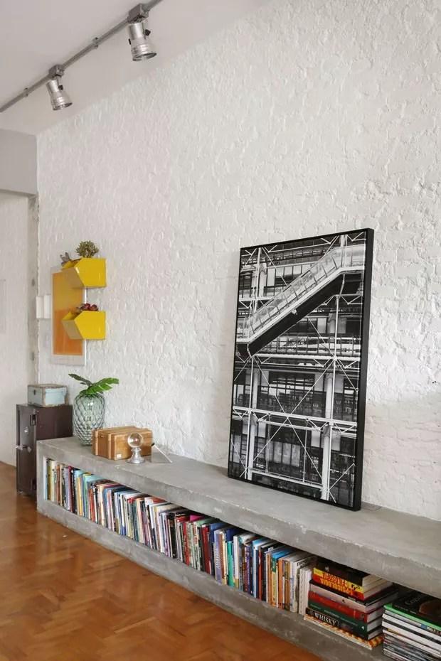 10 ambientes com cimento queimado e concreto aparente