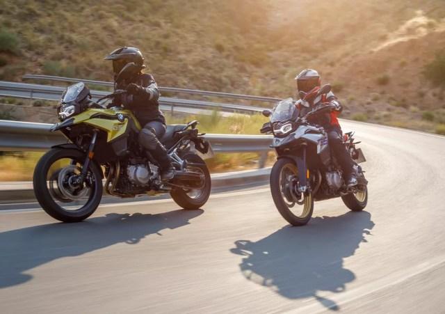 BMW F 750 GS e F 850 GS (Foto: BMW/Divulgação)