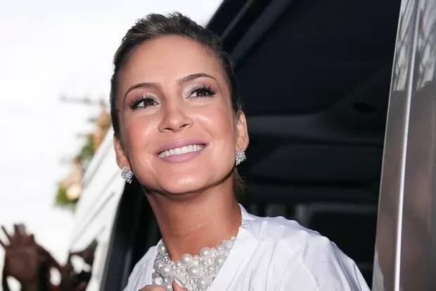 Claudia Leitte  (Foto: Raphael Castello / AGNews)