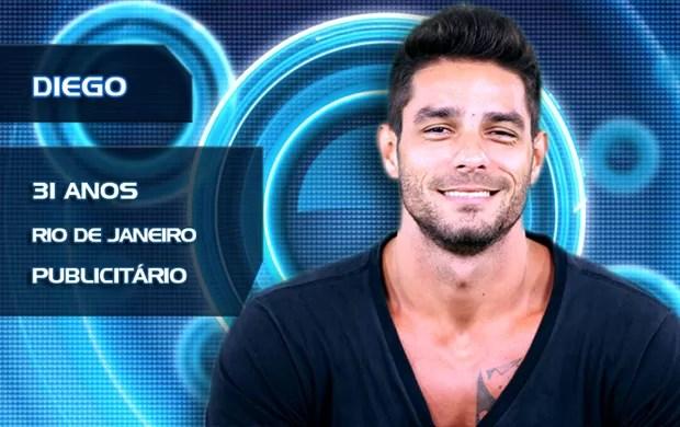 Diego (Foto: TV Globo/BBB)