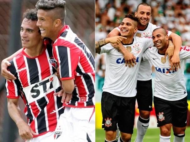 Clássico entre São Paulo e Corinthians ocorre neste domingo, dia  (Foto: Divulgação / São Paulo FC/ Rodrigo Villalba/Futura Press)