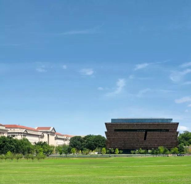 Museu David Adjaye Washington (Foto: Paul Clemence)