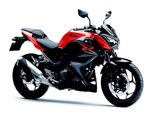 imagem_release_438703 - Kawasaki Z300 chegará às lojas por R$ 17.990