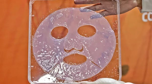 pele; matriz; máscara; (Foto: Divulgação)