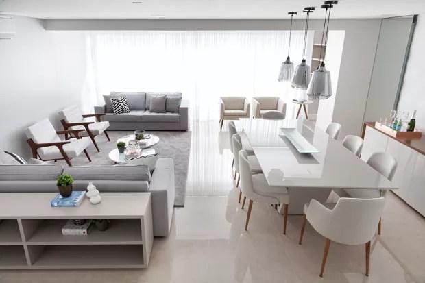 10 salas com aparador de sof  Casa Vogue  Ambientes