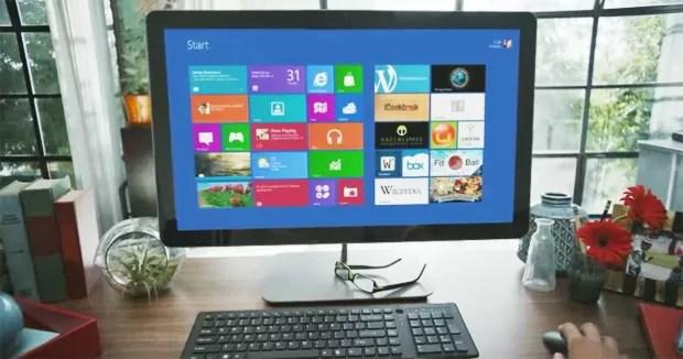 Windows 8 (Foto: Reprodução)