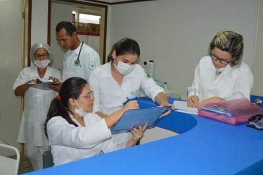Divulgado resultado final do concurso da Secretaria de Saúde de Natal  (Foto: Divulgação/Secretaria de Saúde de Natal )