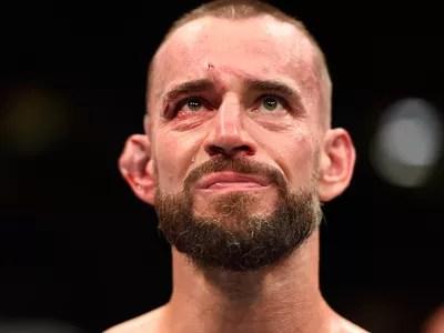 CM Punk, UFC 203, MMA (Foto: Getty Images)