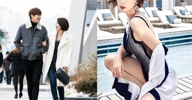 李敏鎬「媽媽」夠霸氣!52歲凹造型拍時尚大片。身材顏值雙爆表被稱「第一美魔女」-haoyunmyt.com - 好運加油贊