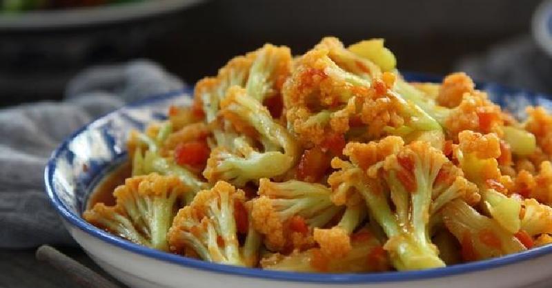 花菜不好吃?那是你不會做。教你幾種好吃又下飯的做法-haoyunmyt.com - 好運加油贊
