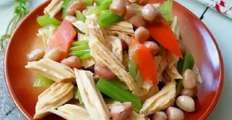 春節吃的太油膩,這個涼拌菜清爽解膩,家宴上比大魚大肉受歡迎-haoyunmyt.com - 好運加油贊