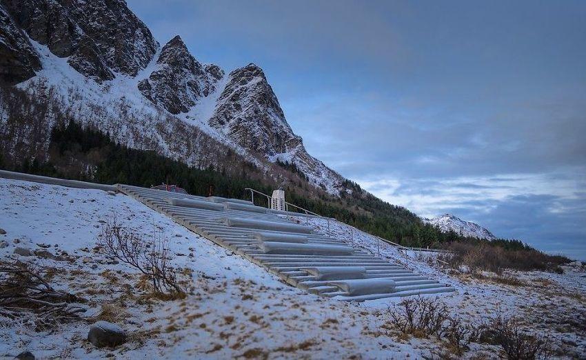 挪威建世界最美公廁:可以喝咖啡 還能看到北極光-haoyunmyt.com - 好運加油贊