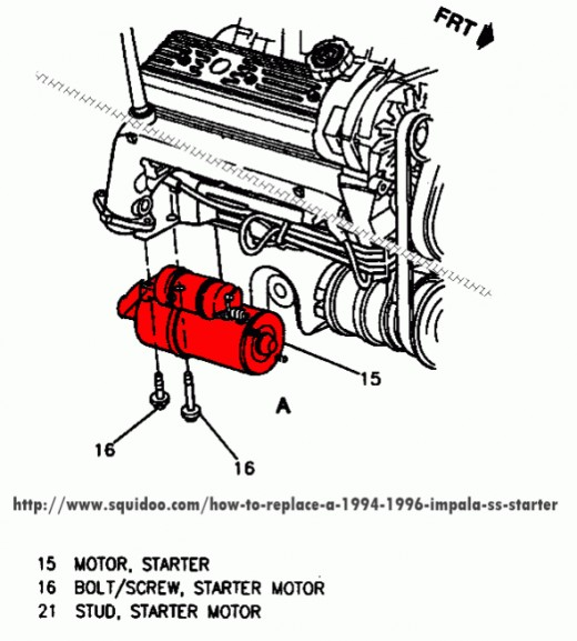 1996 Impala Ss Lt1 Engine, 1996, Free Engine Image For