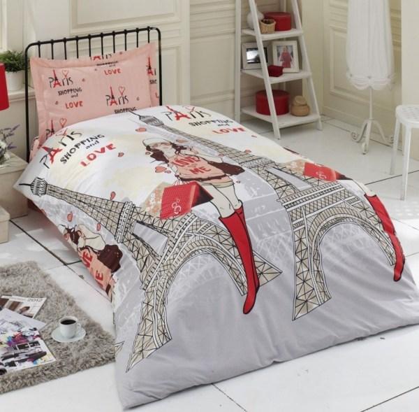 Paris Themed Bedroom Decor