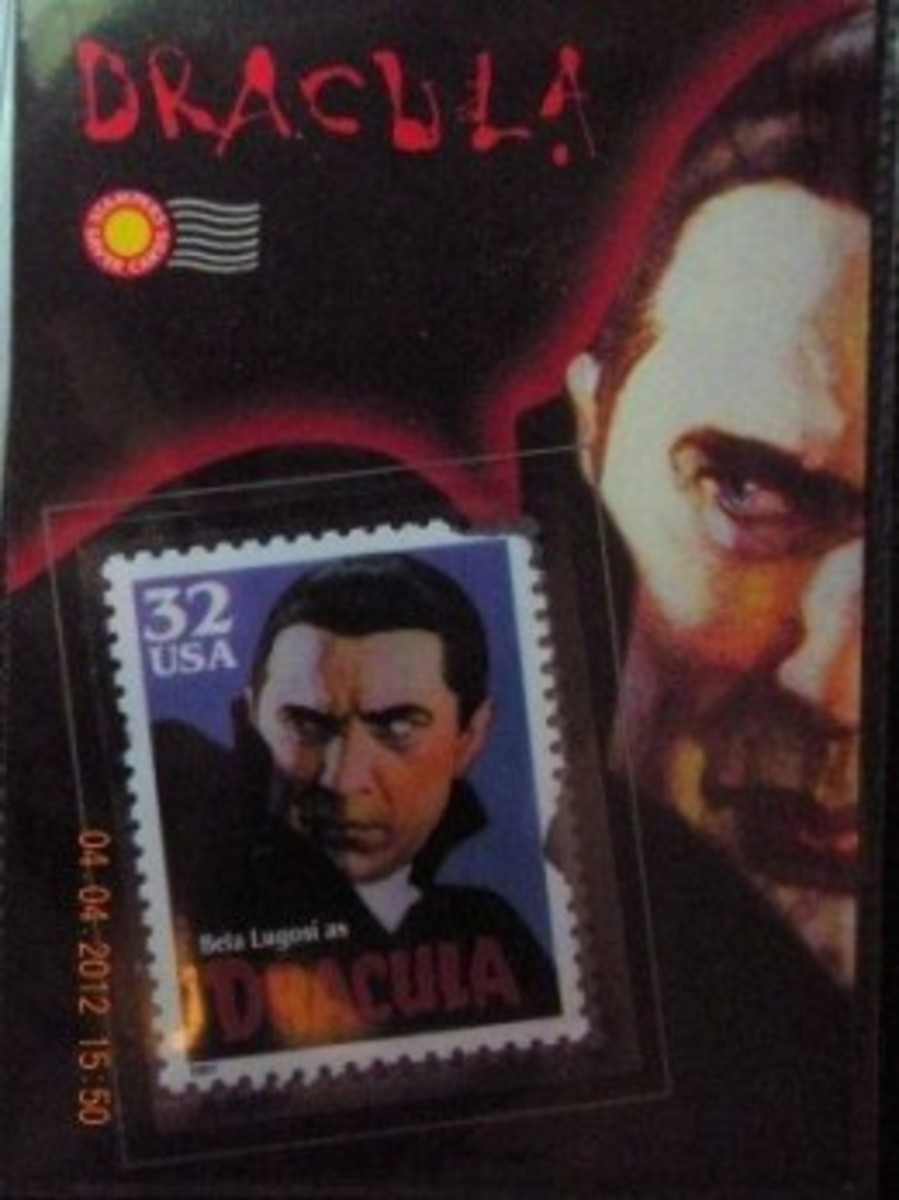My Favorite Stamp EVER!