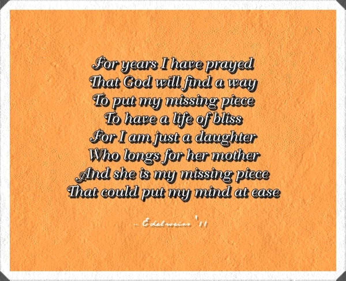 Mother Daughter Broken Relationships Quotes Quotesgram