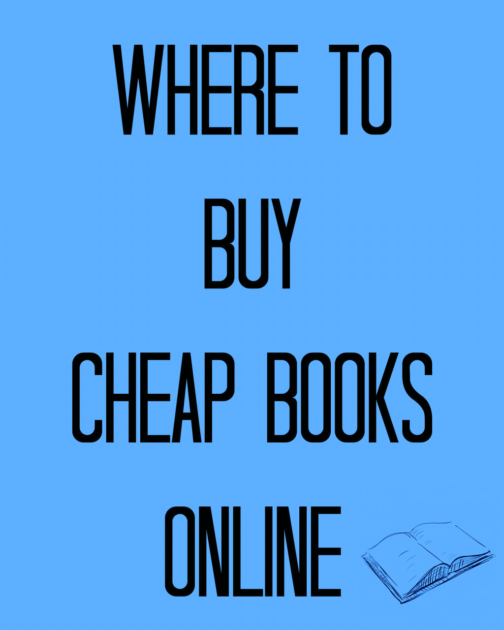 Where To Buy Cheap Books Online