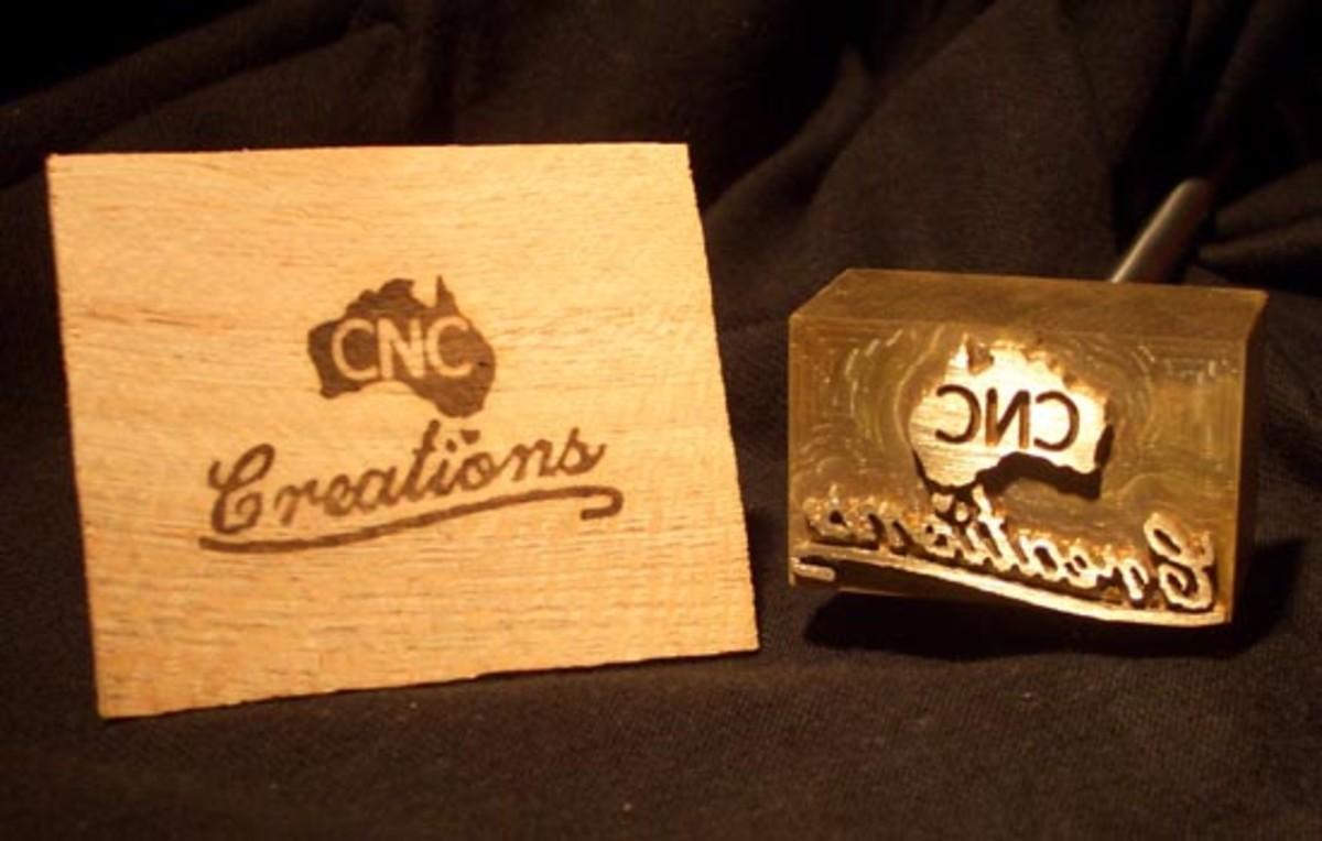 branding irons wood