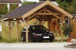 DIY Wood Carport Kits Do It Yourself Download Freeplans