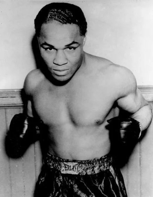 Number Ninth Boxer of all time  - Henry Armstrong, Jr.