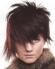 short punk hairstyles 2012