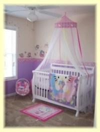 Hello Kitty crib bedding - Imagui