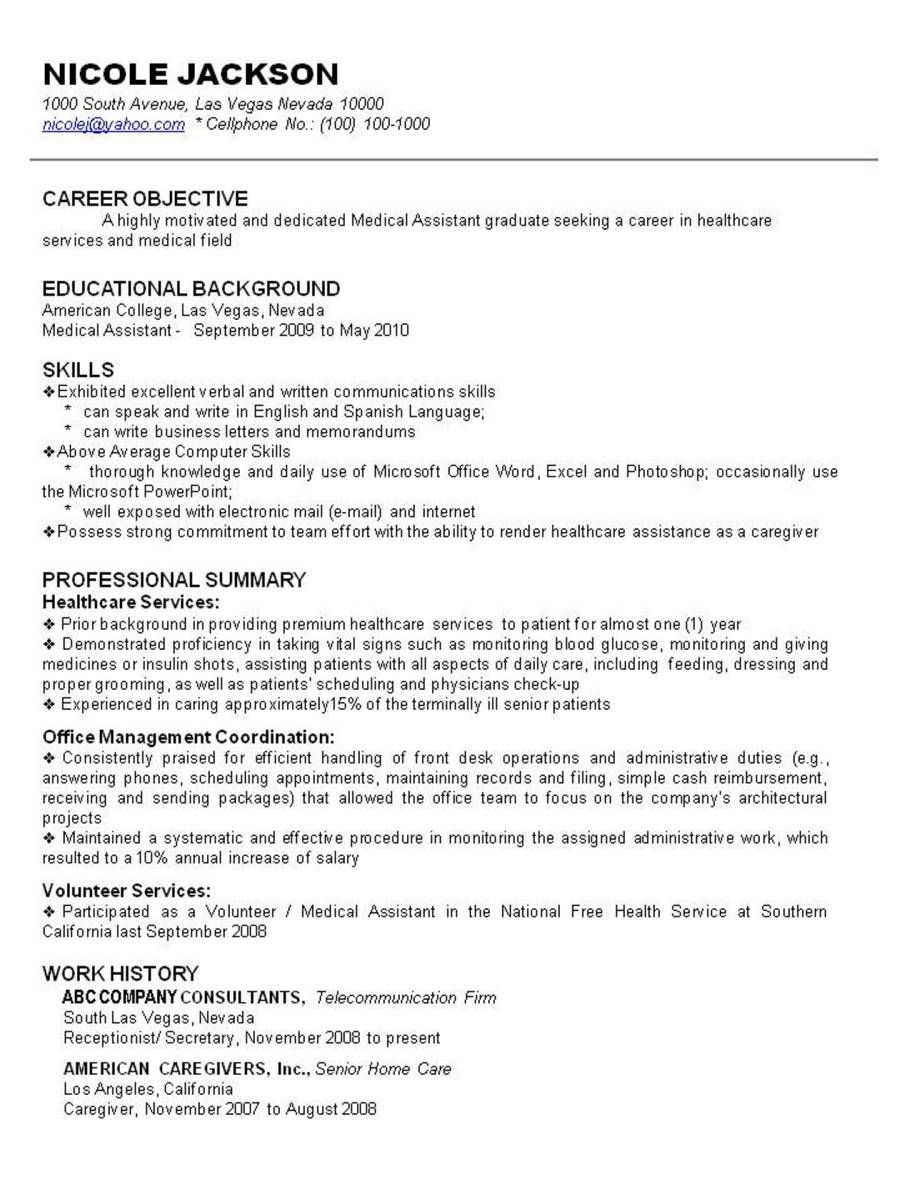 Stay At Home Mom Resume Samples Resume Builder