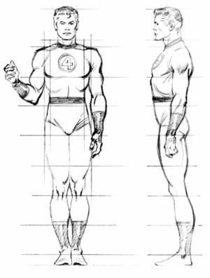 draw comics marvel superhero drawing comic way characters hero superheroes drawings proportions character hubpages spiderman super sketches books head cartoon