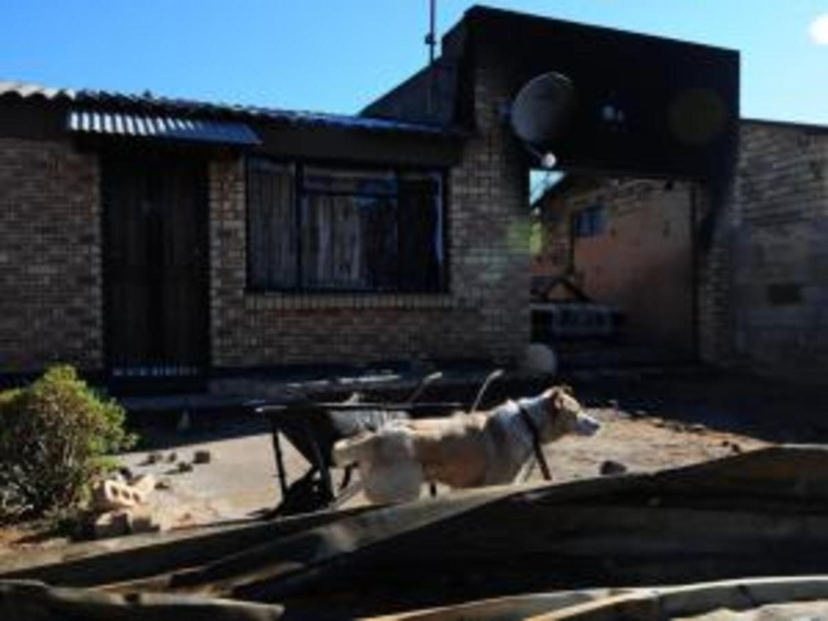 Angry residents, protesting against pre-paid electricity meters and service-delivery problems in the area, set fire to the houses of the current former councillors of Chiawelo