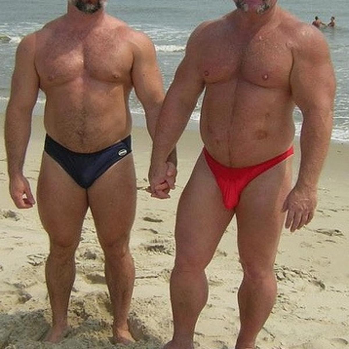 big men muscle body builder