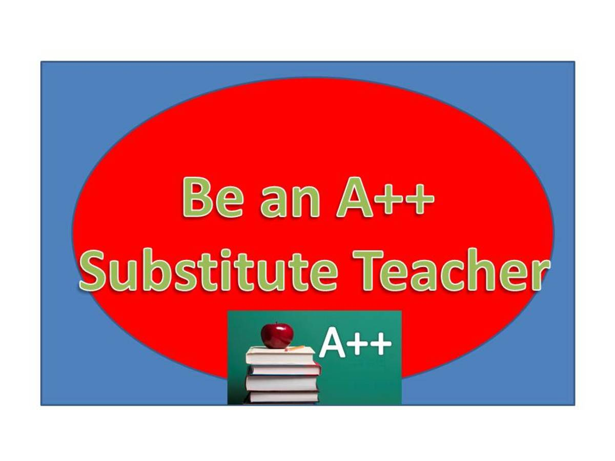 How To Be An Effective Substitute Teacher A Guide And