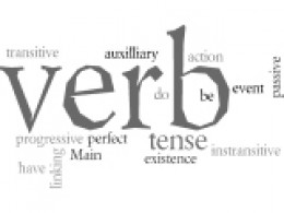 Different Types: Different Types Of Verbs
